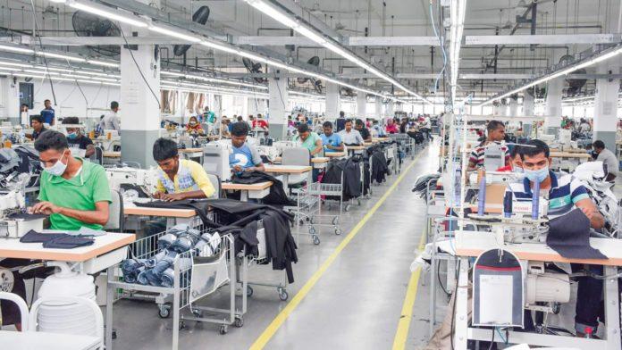 manufacturing textiles