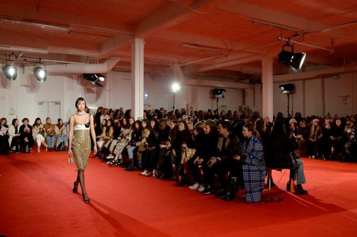 London Fashion Week JOOR