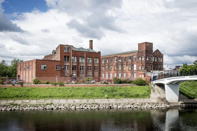 The Private White V.C. factory