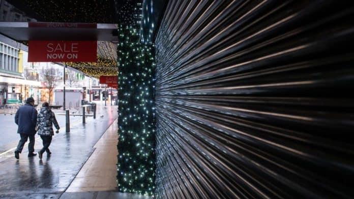 High street stores retail