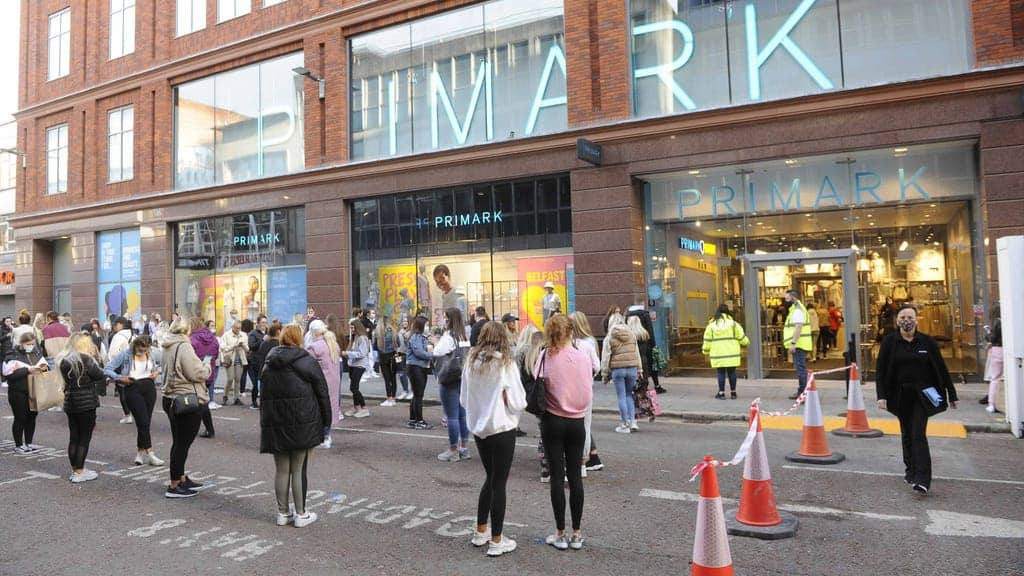 UK economy grows with lockdown easing as consumers return to the high street - TheIndustry.fashion