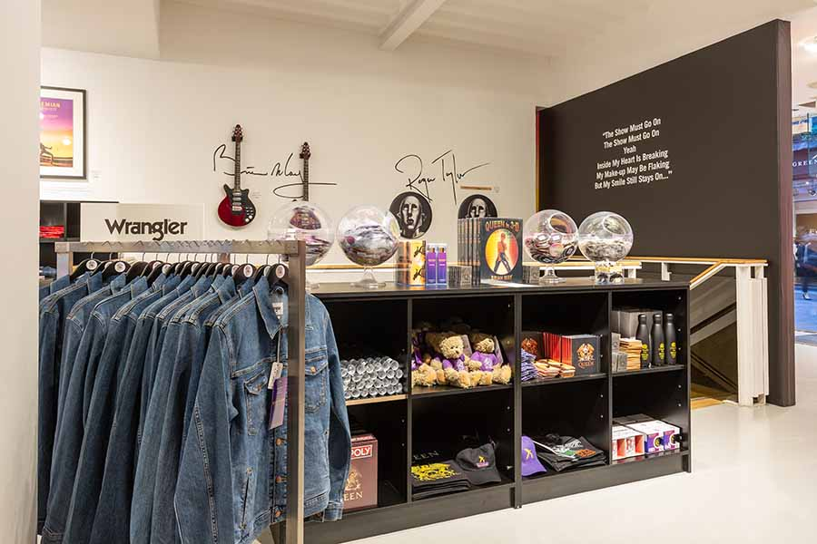 This morning saw the launch of a new pop-up store at 3 Carnaby Street in  celebration of iconic rock band Queen, and the release of Twentieth Century  Fox s ... 6afab1eb303