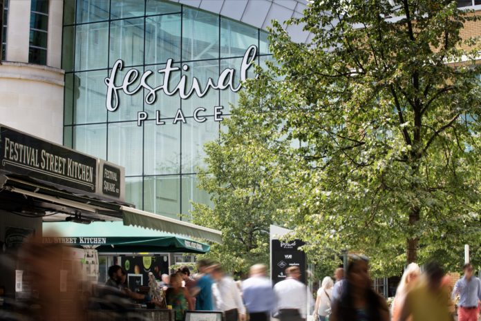 Festival Place Jack Wills
