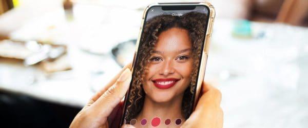 Google make-up