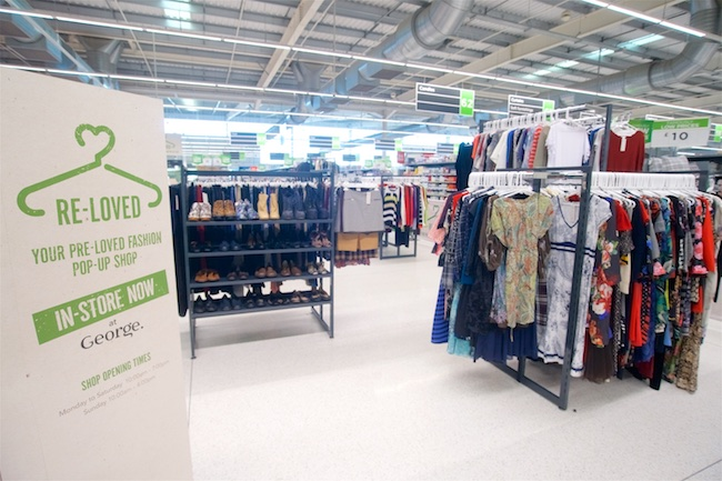 George at Asda Second-hand