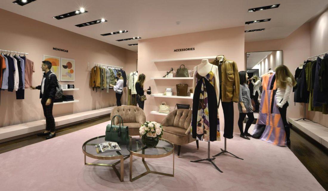 Harrods opens charity shop on Sloane Street - The Industry