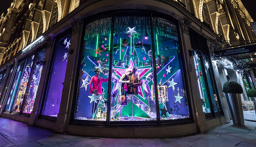 Christmas Windows 2020 Harvey Nichols Christmas Windows 2020 Release | Duxzqy