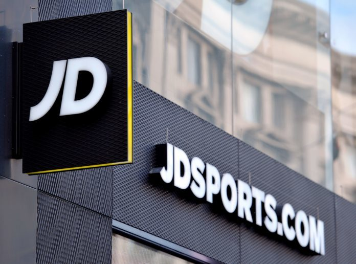 JD Sports Clearpay