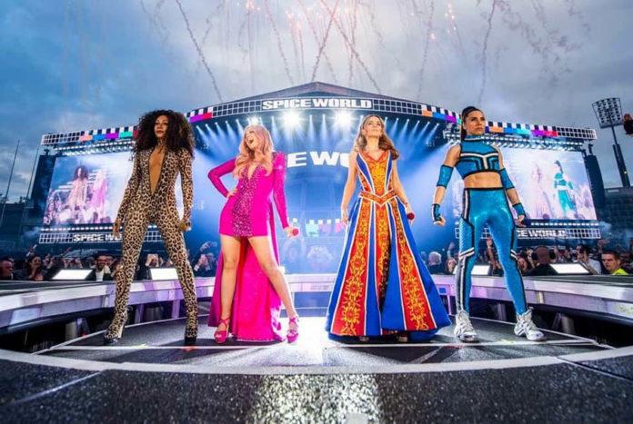 LaDuca Spice Girls