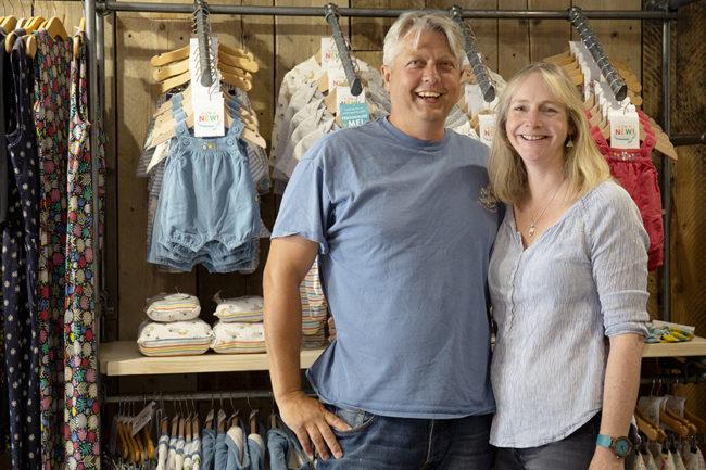Kurt and Lucy Jewson