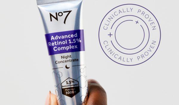 No7 Advanced Retinol