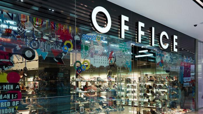 Office Footwear retailer