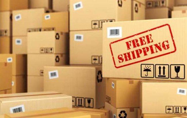 Online retailers packaging