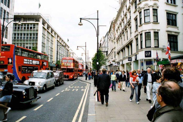 Oxford Street Brexit