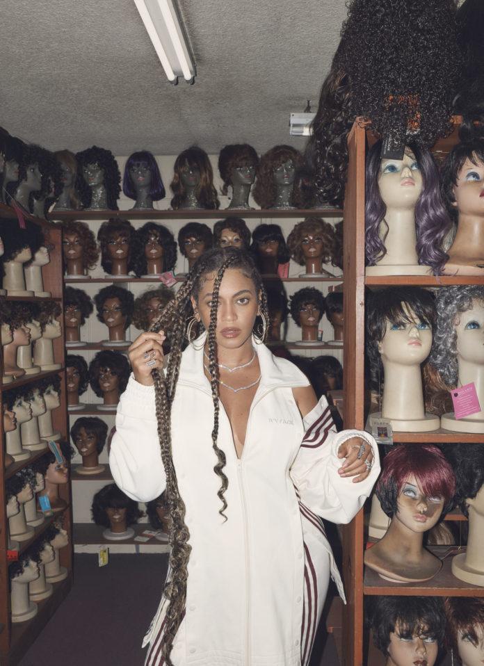 Beyonce Adidas IVY PARK