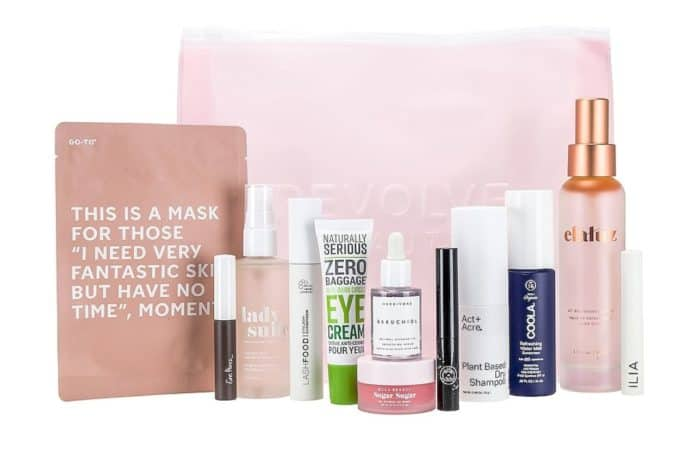 Revolve Beauty Bag