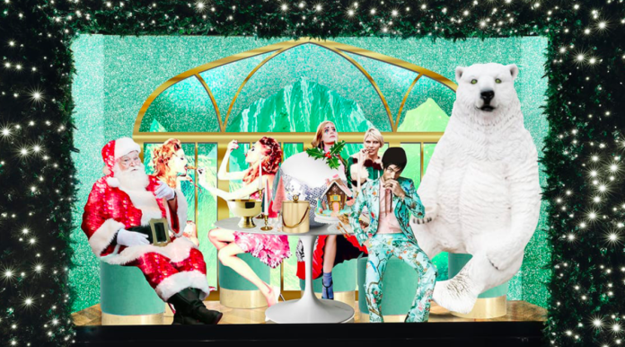 Selfridges Christmas 16
