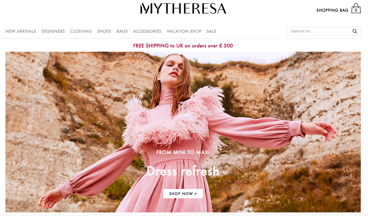 Neiman Marcus Group considering selling Mytheresa com - TheIndustry