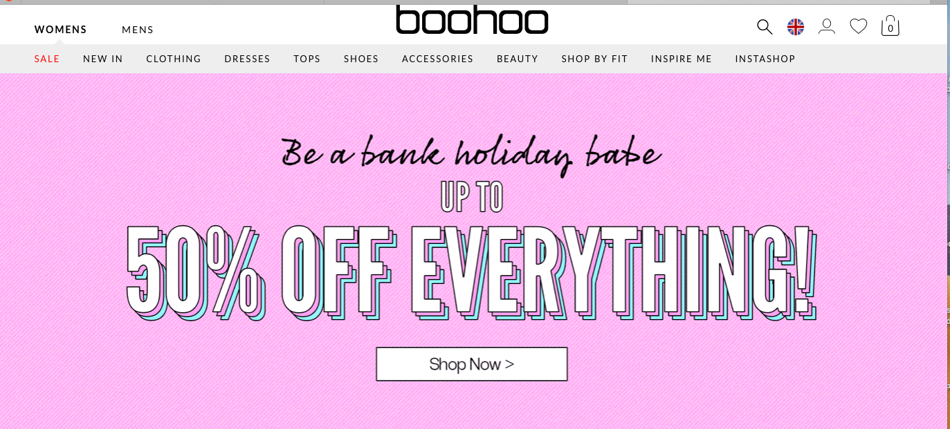 Boohoo refuses to let union talk to workers about