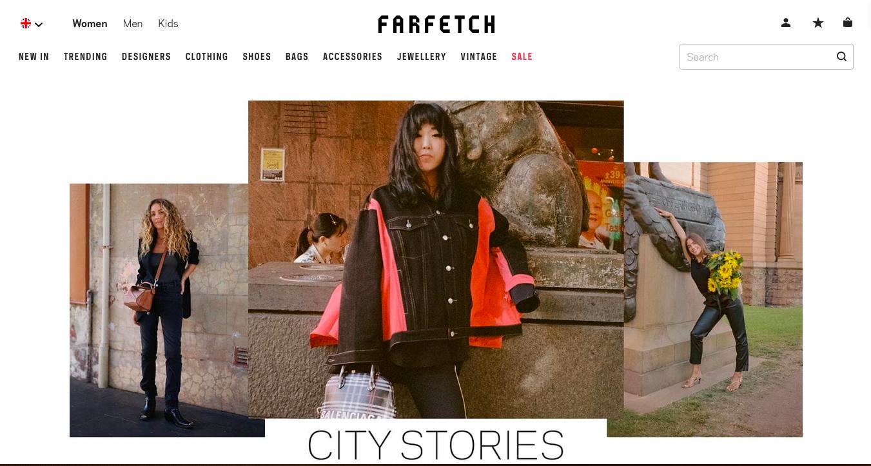 Farfetch Graduate Fashion Week