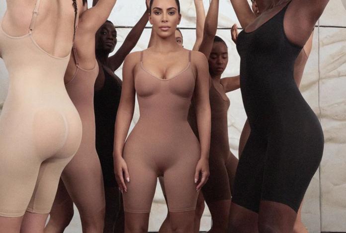Kim Kardashian West Kimono