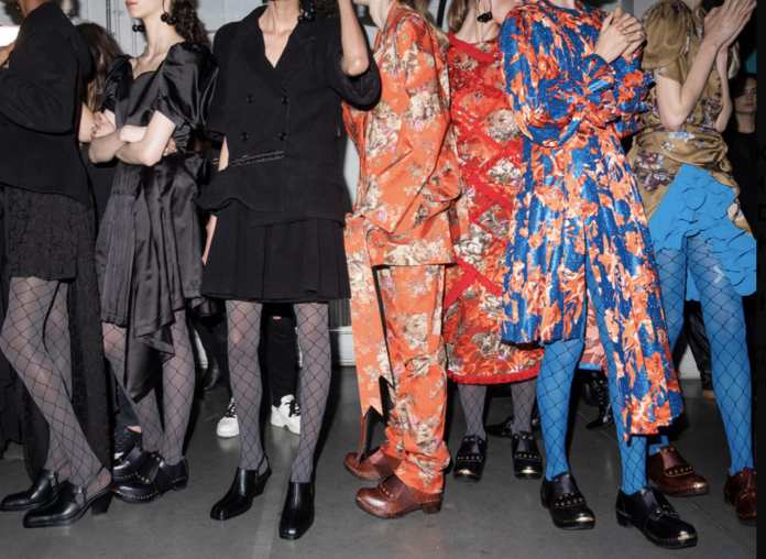 London Fashion Week British Fashion Council