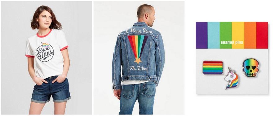 LGBT Fashion examples