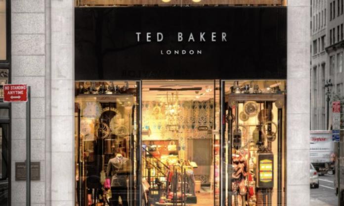 Ted Baker crop