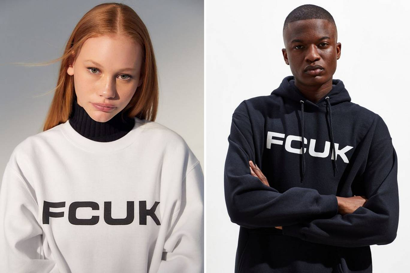 388eca54d9b FCUK fashion: French Connection's nineties slogan is back ...
