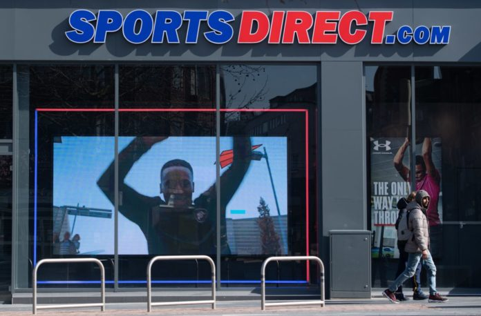 Sports Direct Frasers Group