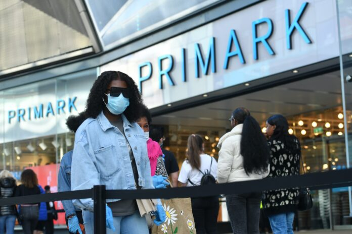 Primark Face Masks Coverings