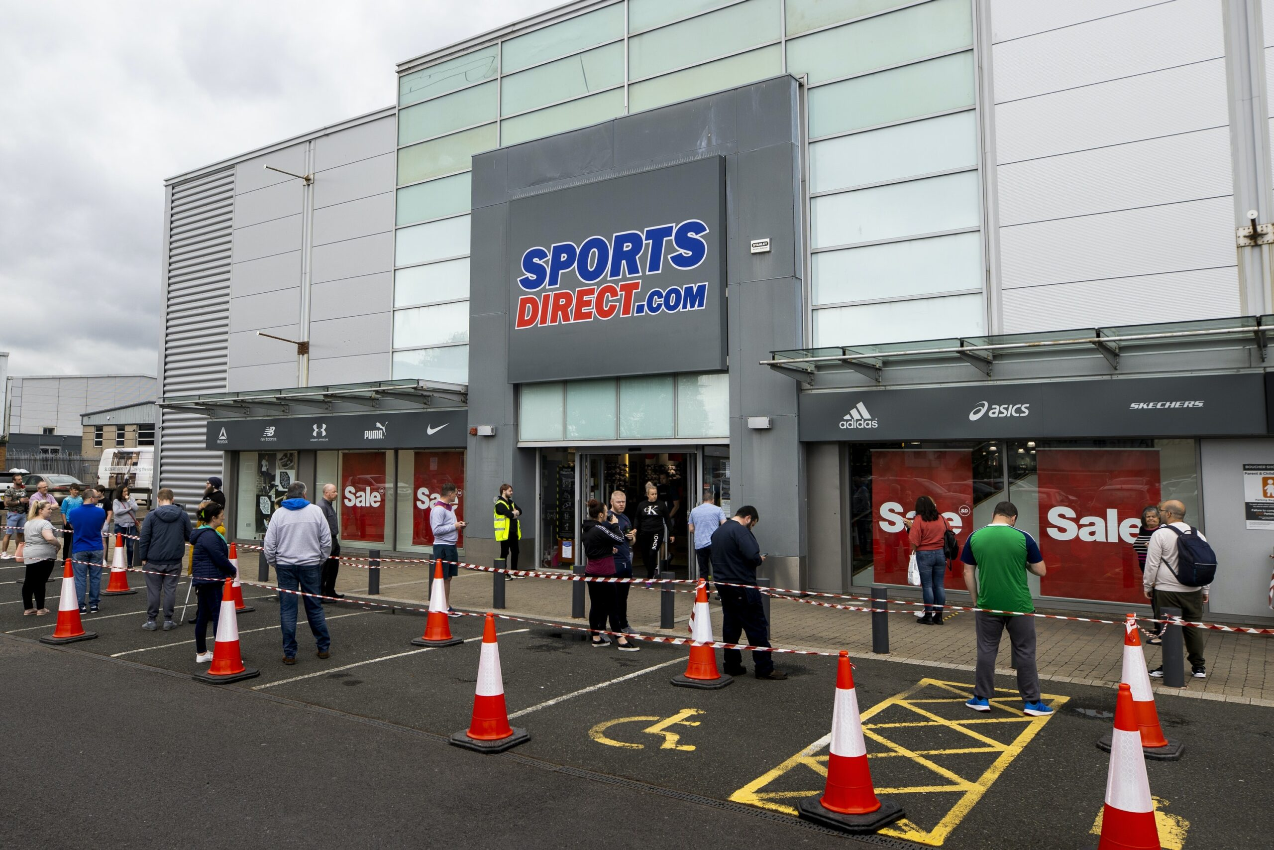 Frasers Group Sports Direct