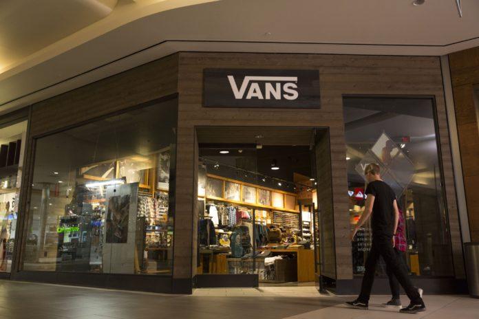 VF Corp Vans