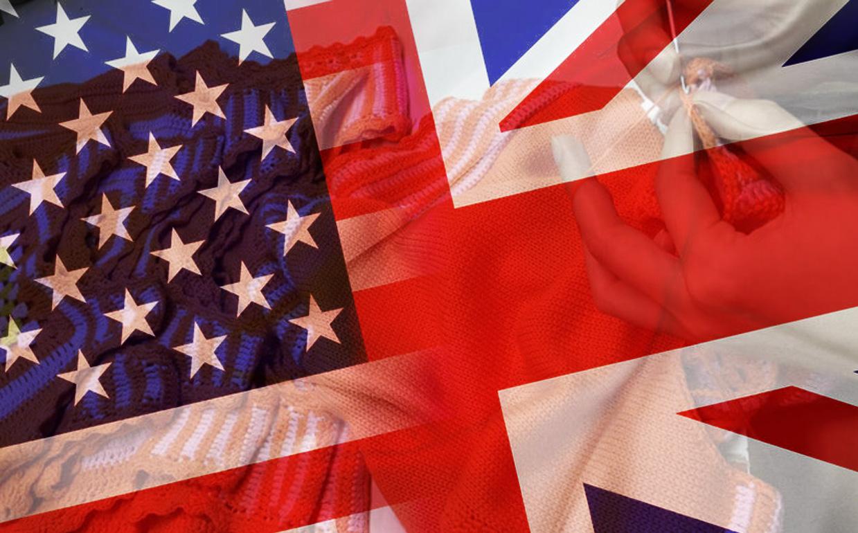 US/UK flag