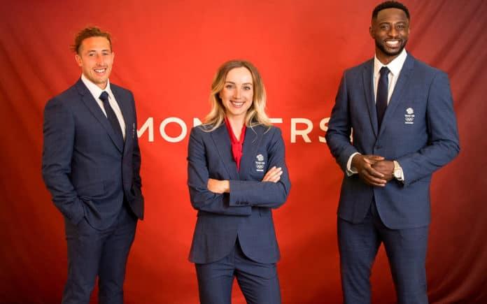 Team GB tailoring