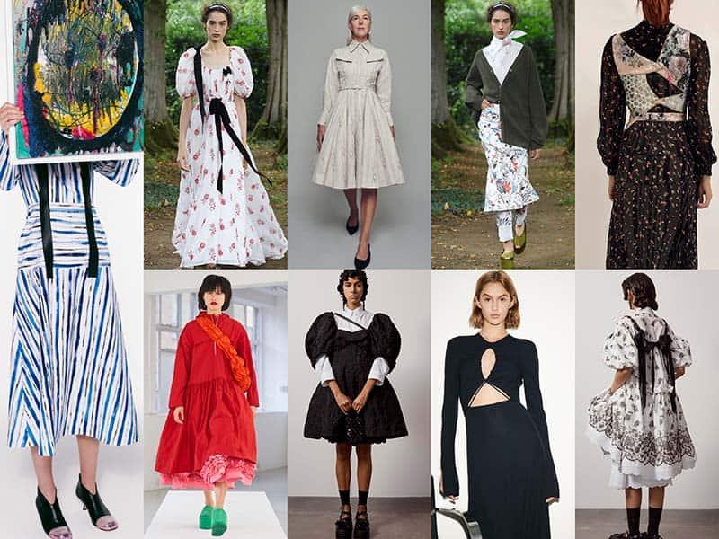London Fashion Week SS21