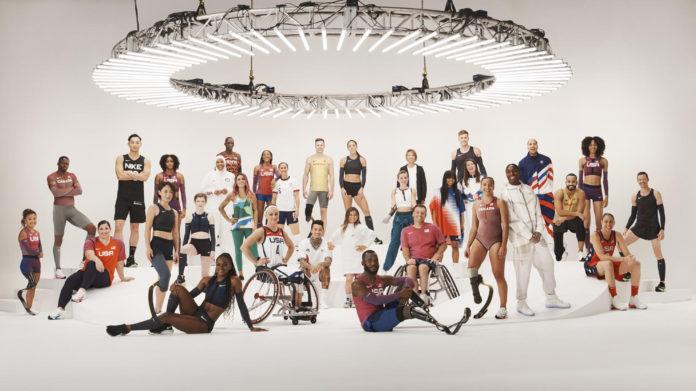 Nike Olympic NYFW 2020