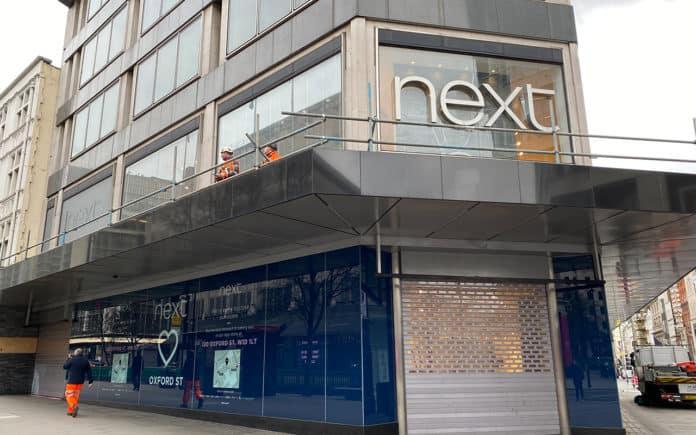 Next Oxford Street