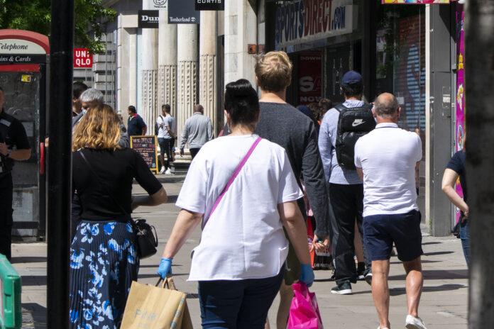 Oxford Street 2020